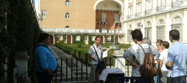 Visitas privadas visitas para grupos o visitas para for Busco trabajo en aranjuez