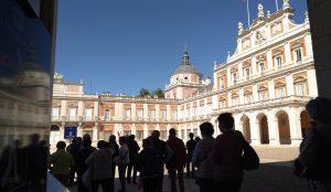 Ruta interior Palacio Real