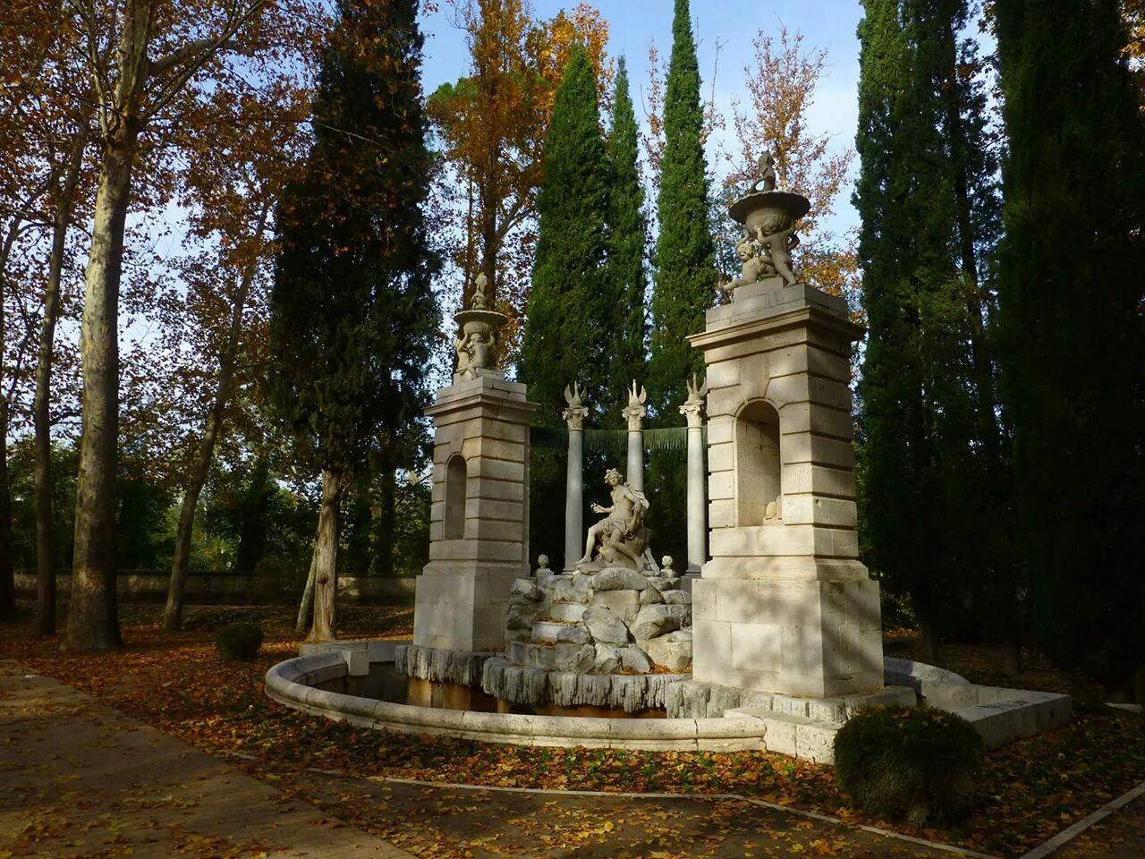 Visita guiada por el jard n del principe visitaranjuez for El jardin del principe