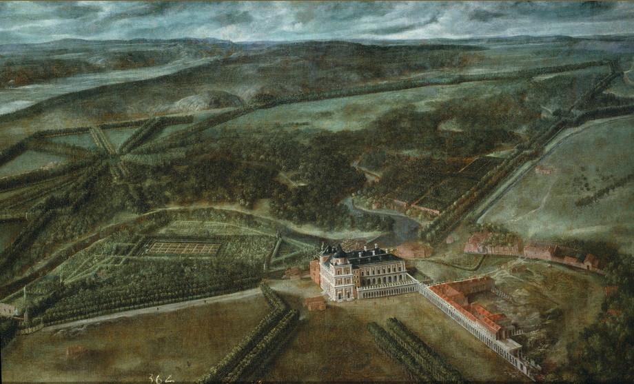 MUSEO DEL PRADO Anónimo hacia 1636