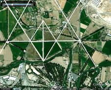 Vista satélite Aranjuez