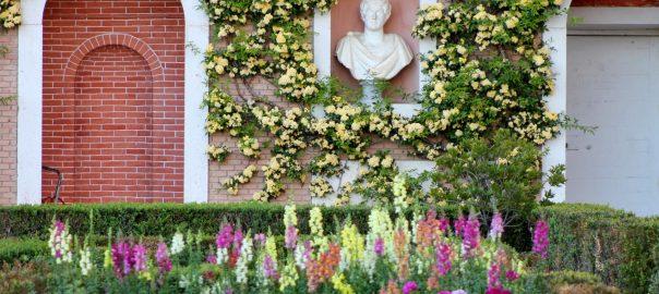 ruta Jardines Palaciegos, Jardín de la Isla