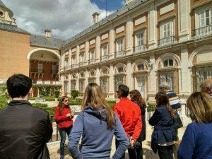 visita Aranjuez Imprescindible, ruta guiada.