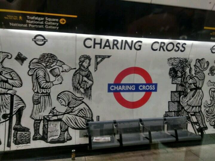 Estación de metro de Charing Cross