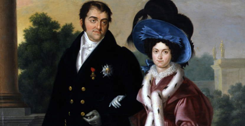 Fernando VII Aranjuez María Cristina de Borbón